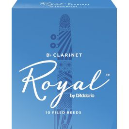 D'Addario Rico Royal Bb Clarinet 1,5, 10