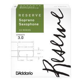 D'Addario Rico Reserve Soprano Sax - 10 - 2,0