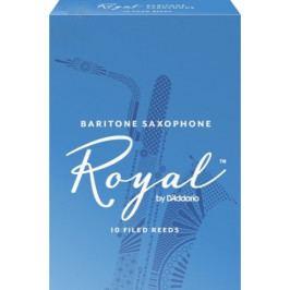 D'Addario Rico Royal Baritone saxofon 1, 10