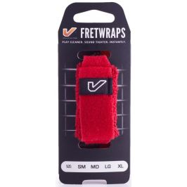Gruvgear FretWraps Fire Red Small