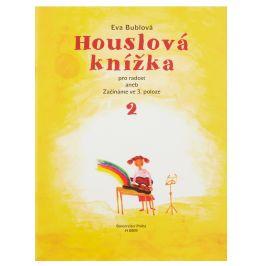 KN Houslová knížka pro radost aneb Začínáme ve 3. poloze 2
