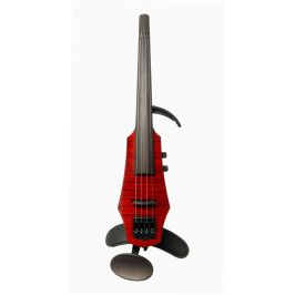 NS Design WAV4 Violin Transparent Red