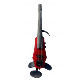 NS Design WAV5 Violin Transparent Red