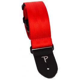 Perri's Leathers 1690 Seatbelt Red
