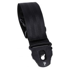 Perri's Leathers 6808 Perri's Lock Seatbelt Black