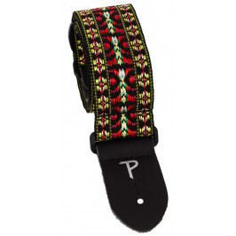Perri's Leathers 288 Poly Pro Red Green Yellow Hootenanny