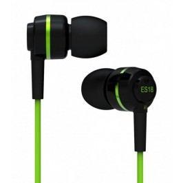 SoundMAGIC ES18 Black Green