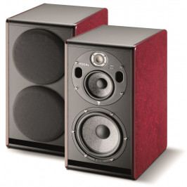 Focal Trio6 Be Red Burr Ash