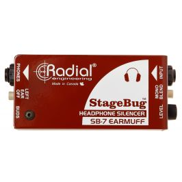 Radial Engineering StageBug SB-7 Ear Muff