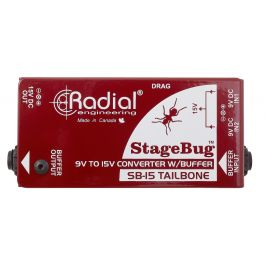 Radial Engineering StageBug SB-15 Tailbone