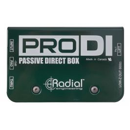 Radial Engineering ProDI