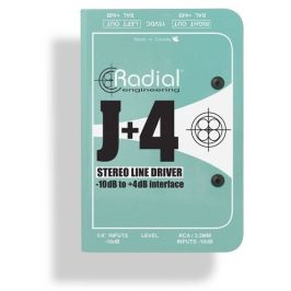Radial Engineering J+4