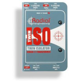 Radial Engineering Twin-Iso