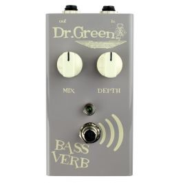 Dr. Green Bass Verb