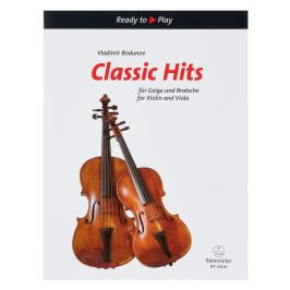 MS Classic Hits for Violin and Viola