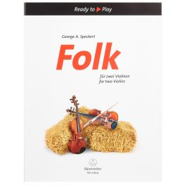 MS Folk for two Violins