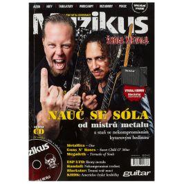 Muzikus Škola metalu - kniha s CD