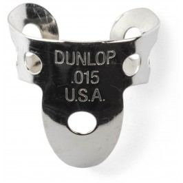 Dunlop Nickel Silver Fingerpick Set 0.015