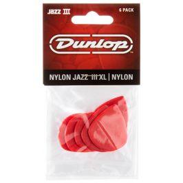 Dunlop Jazz III XL Red Nylon