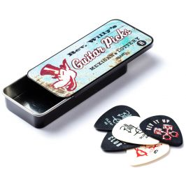 Dunlop Rev Willy Pick Tin Heavy