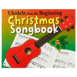 MS Ukulele From The Beginning Christmas Songbook