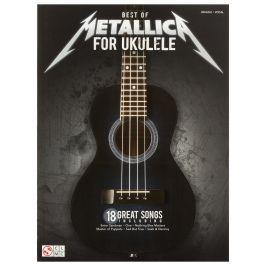 MS Best Of Metallica For Ukulele