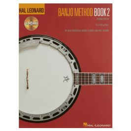 MS Hal Leonard Banjo Method - Book 2