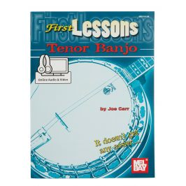 MS Joe Carr: First Lessons Tenor Banjo