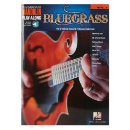 MS Mandolin Play-Along Volume 1: Bluegrass