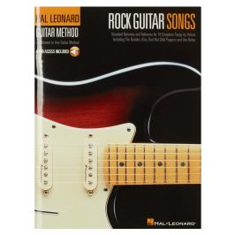 MS Hal Leonard Guitar Method: Rock Guitar Songs