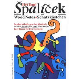 KN Špalíček (snadné skladby pro dva klarinety)
