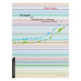 KN 20 duet pro sopránovou a altovou zobcovou flétnu