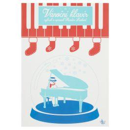 KN Vánoční klavír
