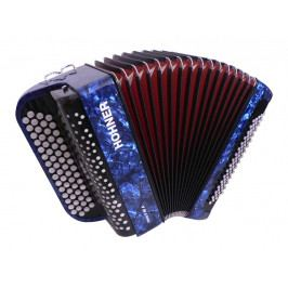 Hohner Nova II 80 A, dark blue, C-stepped