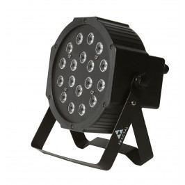 Fractal PAR LED 18x1W