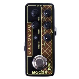 Mooer Micro PreAMP 004 - Day Tripper