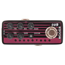 Mooer Micro PreAMP 009 - Blacknight