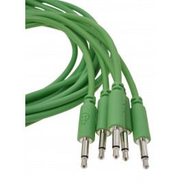 Erica Synths Eurorack patch cables 30cm, 5 pcs green