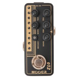 Mooer Micro PreAmp 012 - Fried-Mien