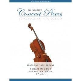 MS Sonáta C dur op. 40 - Jean Baptiste Bréval