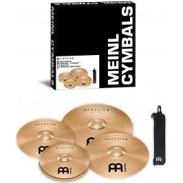 Meinl Classics Cymbal Set 14/16/18/20M