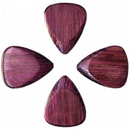 Timber Tones Purple Heart 4 Pcs