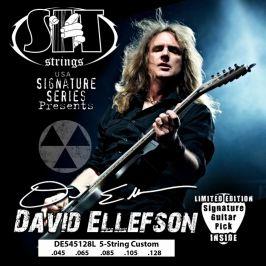 SIT DE 545128L 5string David Ellefson (Megadeth)