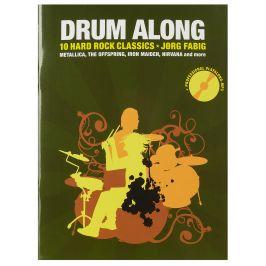 MS Drum Along - 10 Hard Rock Classics