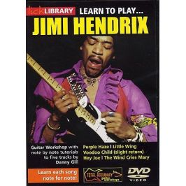 MS Lick Library: Learn To Play Jimi Hendrix