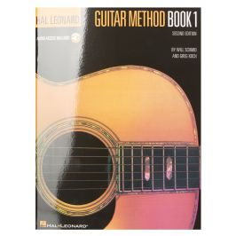 MS Hal Leonard Guitar Method Book 1 Second Edition