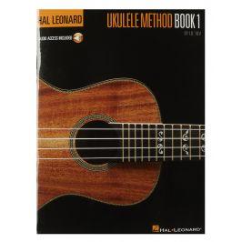 MS Hal Leonard Ukulele Method: Book 1