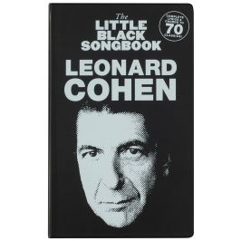 MS The Little Black Songbook: Leonard Cohen