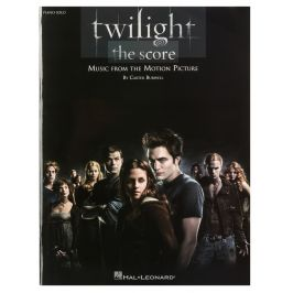 MS Carter Burwell: Twilight - The Score (Piano Solo)
