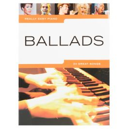 MS Really Easy Piano: Ballads